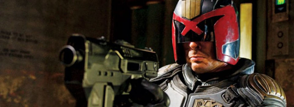 Update on Judge Dredd series: Comic Writer Rob Williams has joined the series as its creative lead.