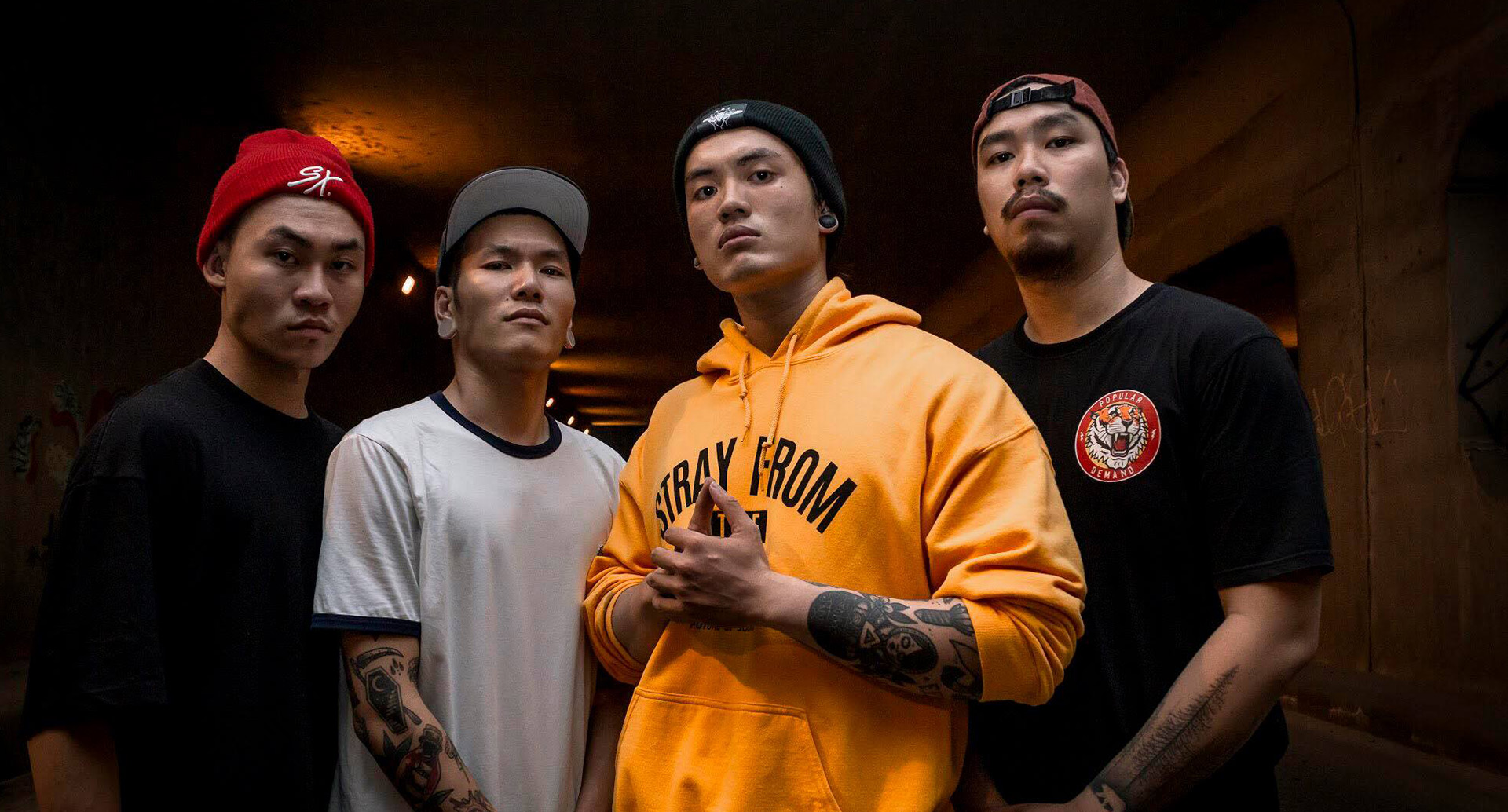 Vietnamese Hardcore Metal District105 New MV