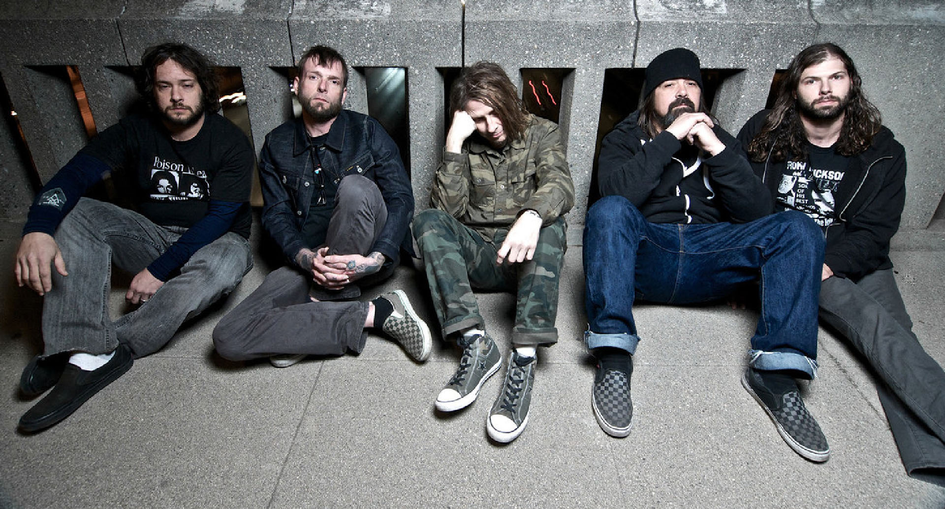 Eyehategod Announces selected Asian tour dates