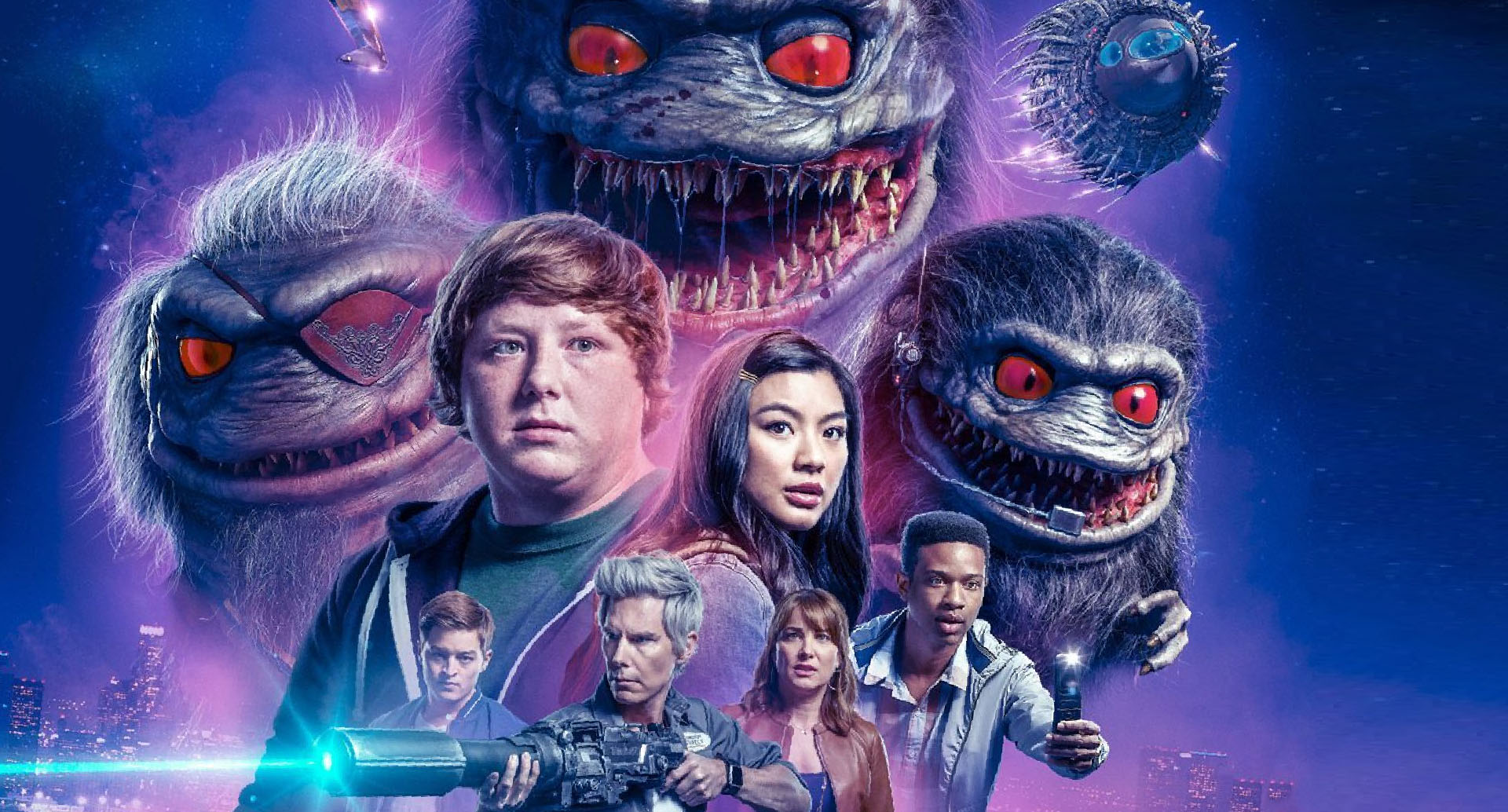 CRITTERS: A NEW BINGE PREMIER ON SHUDDER THIS MARCH