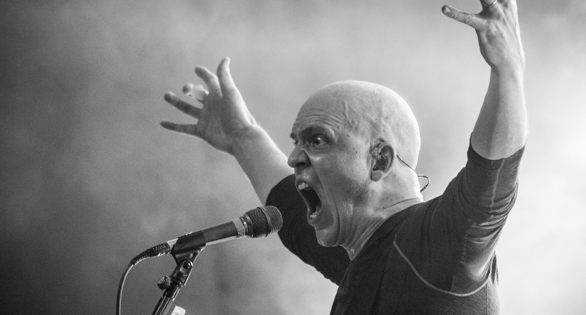 Devin Townsend Live in Singapore 2019