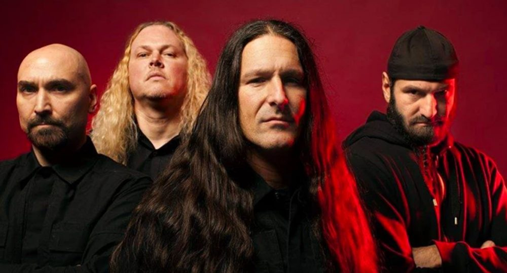 US Death Metal Legend, Immolation live in Singapore with Truth Be Known