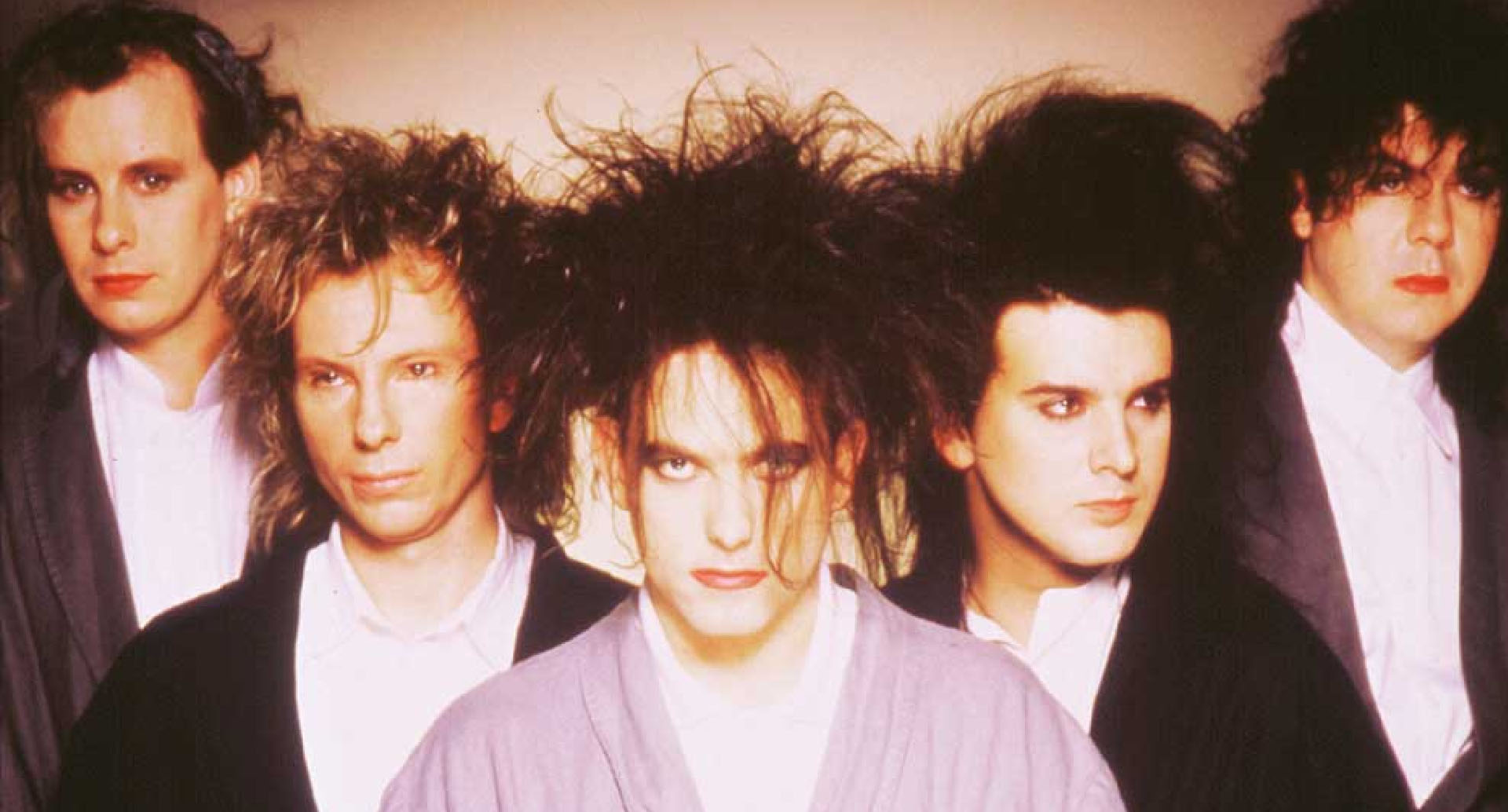 Watch The Cure's 'Live In Hyde Park' 40th anniversary concert movie at the Projector this July