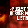 August 2019 horror movies showing in Singapore