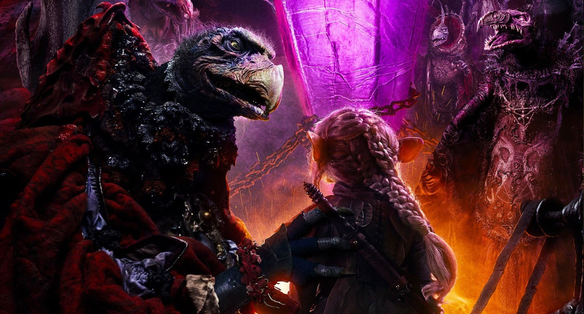 Netflix releases stunning Promo Art for The Dark Crystal: Age of Resistance