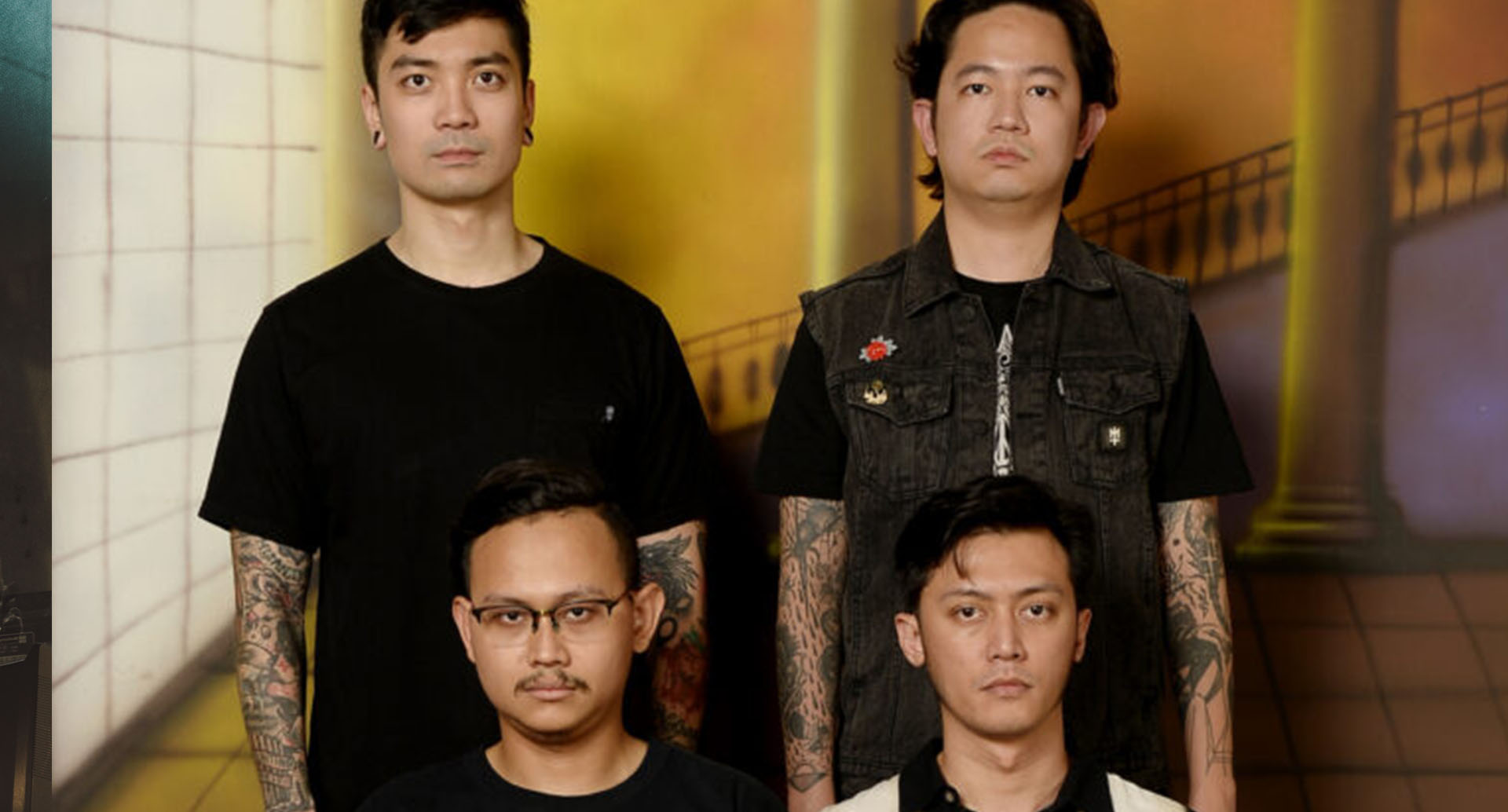 Marijannah 'Istanah' Record Release Show with support from Dagger (Hong Kong)