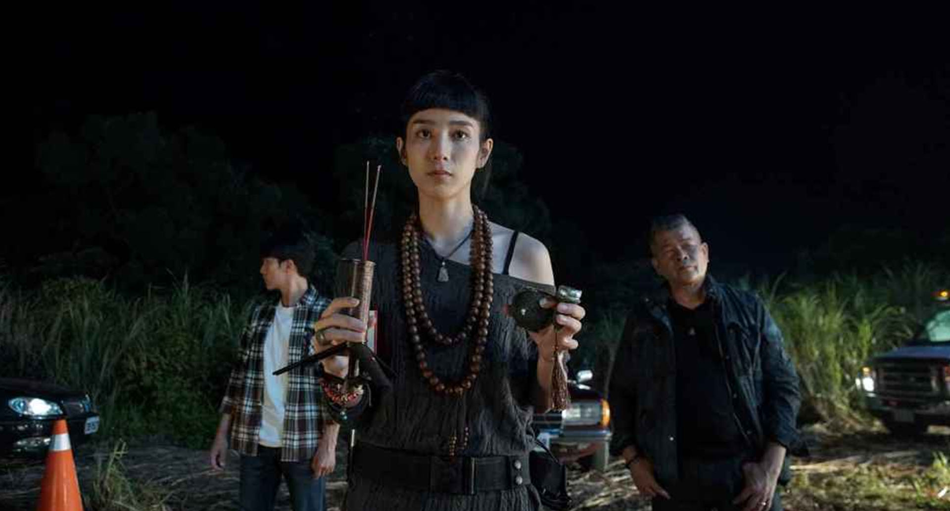 First Trailer from Taiwanese Supernatural Thriller The 9th Precinct.