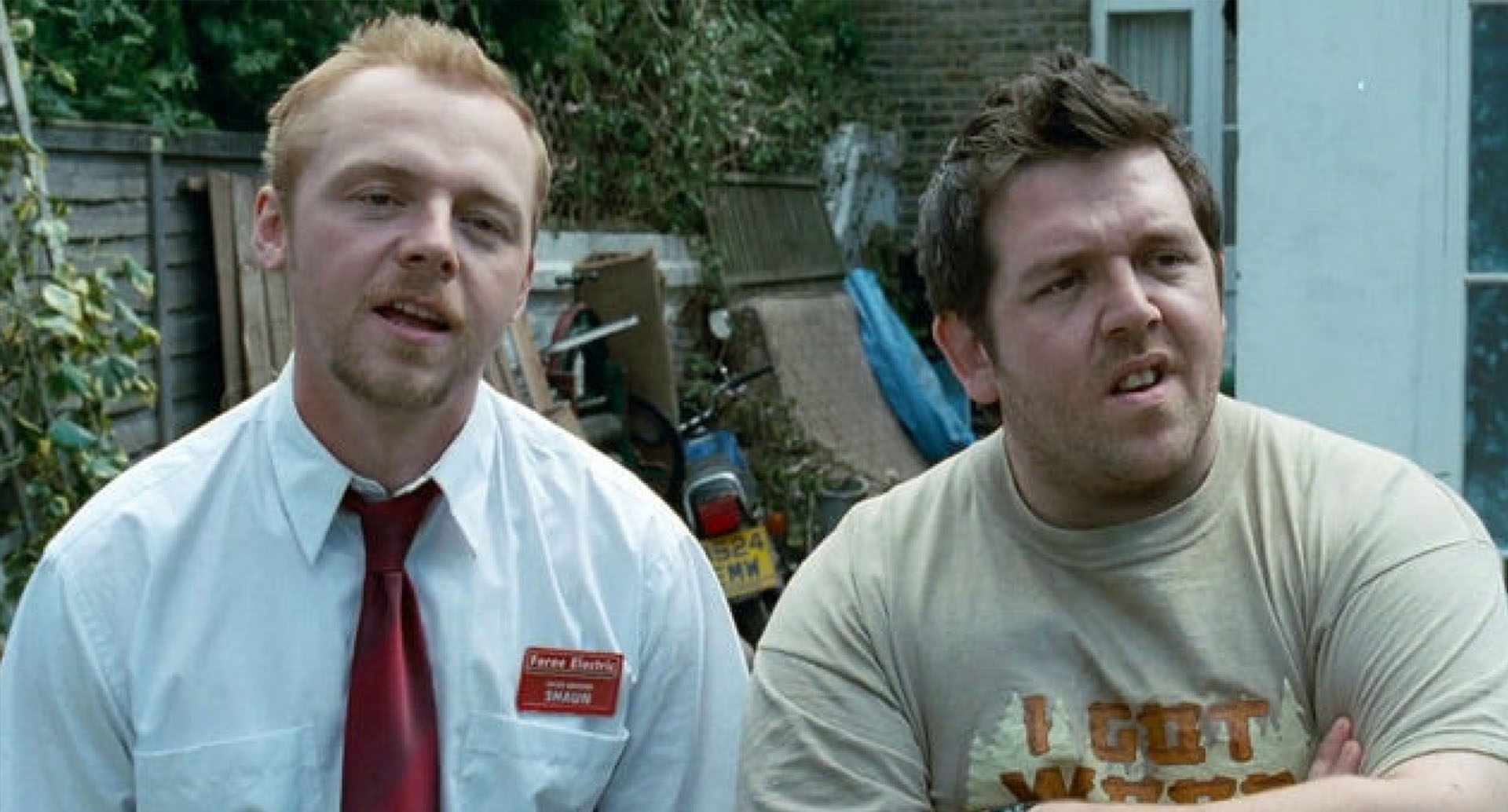 Simon Pegg and Nick Frost Series Truth Seekers coming to Amazon Prime Video