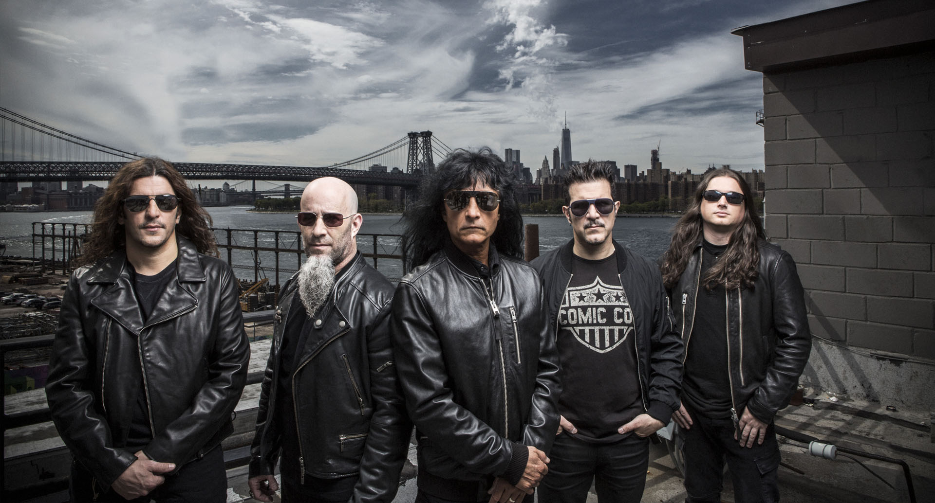 Thrash Metal Legend Anthrax to Perform in Malaysia in 2020