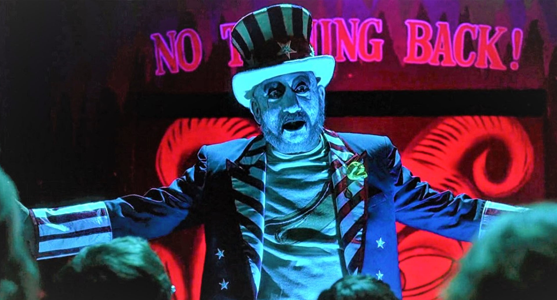Actor Sid Haig best known as Captain Spaulding has died at age 80