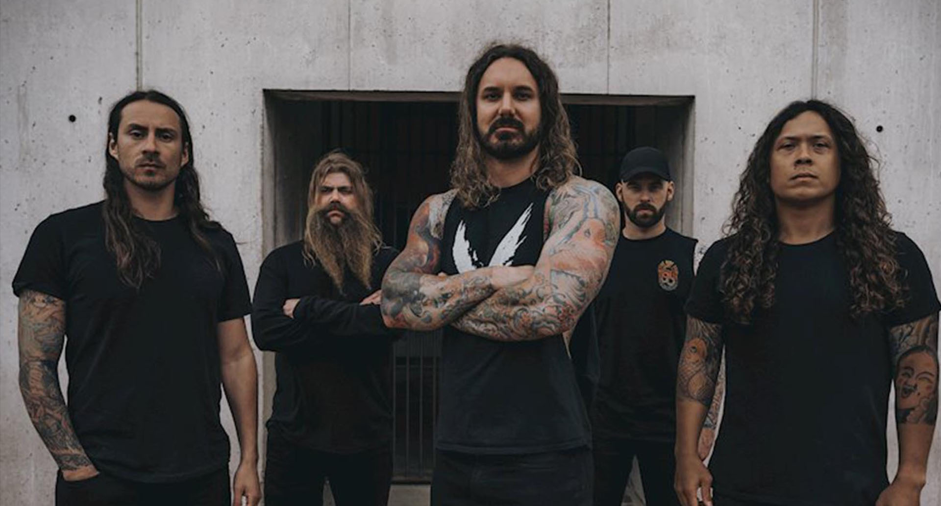 As I Lay Dying Announce 2020 Asian Tour Dates