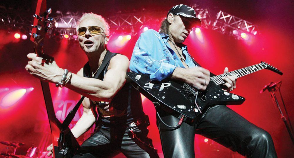 Scorpions and Whitesnake headline Singapore Rock Fest