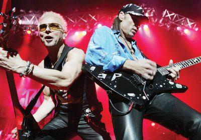 Scorpions and Whitesnake headline Singapore Rock Fest
