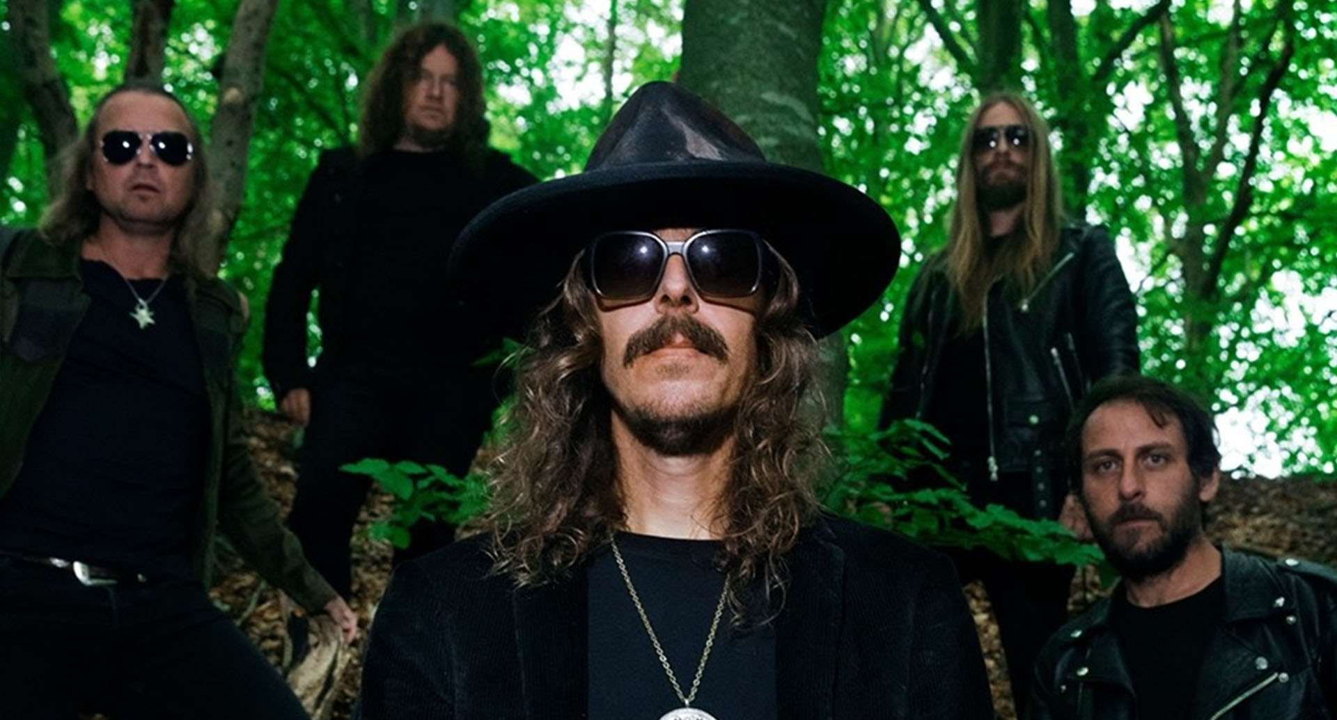 Opeth return to Singapore in December
