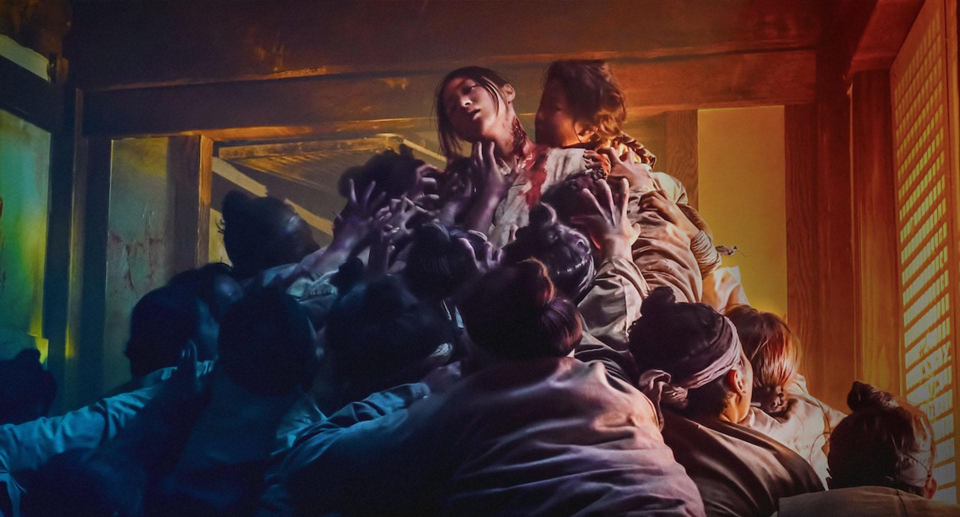 Netflix's K-horror drama Kingdom Season 2 Premiere Date Announced.