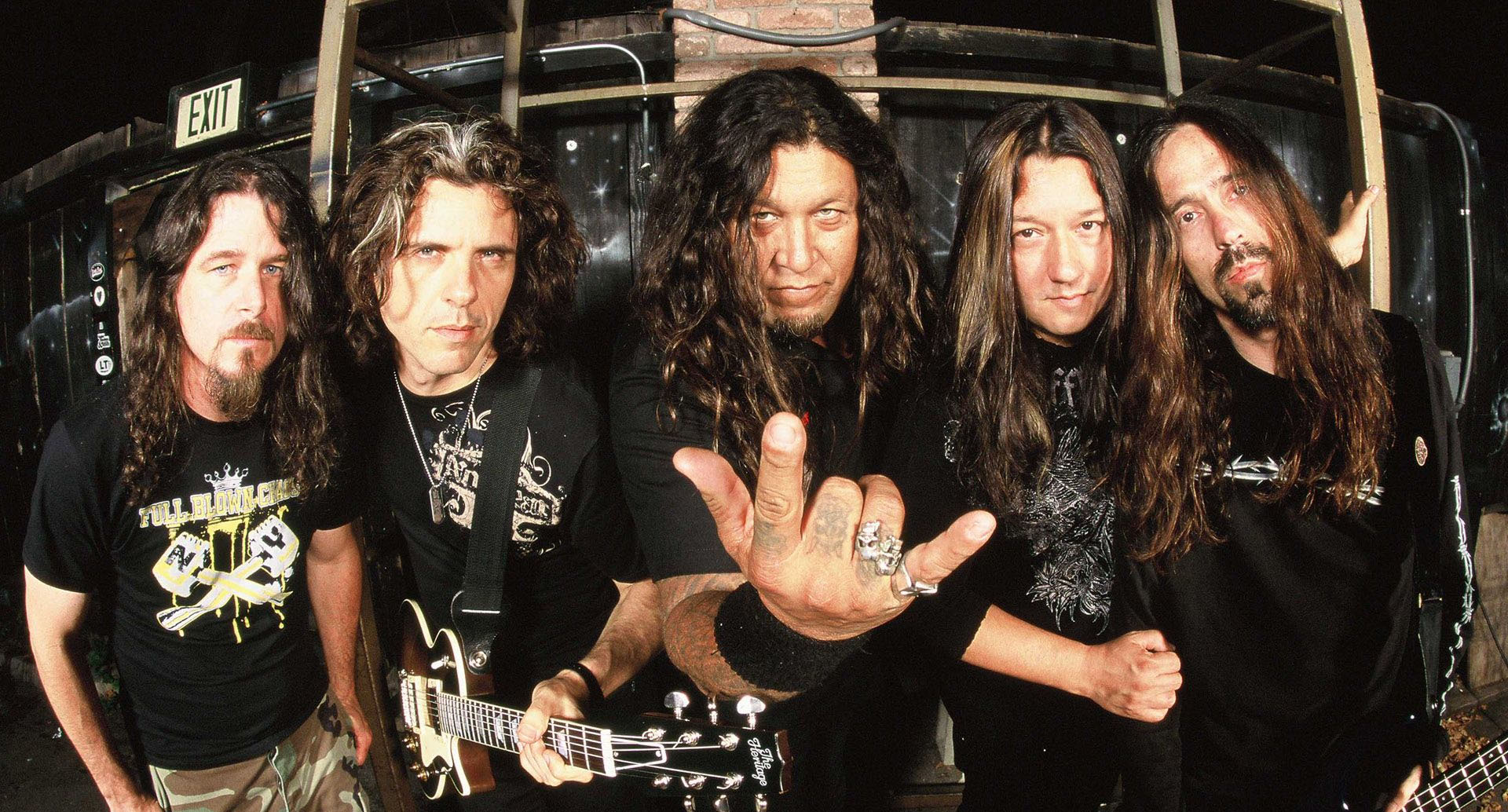 Testament Live in Singapore 2020