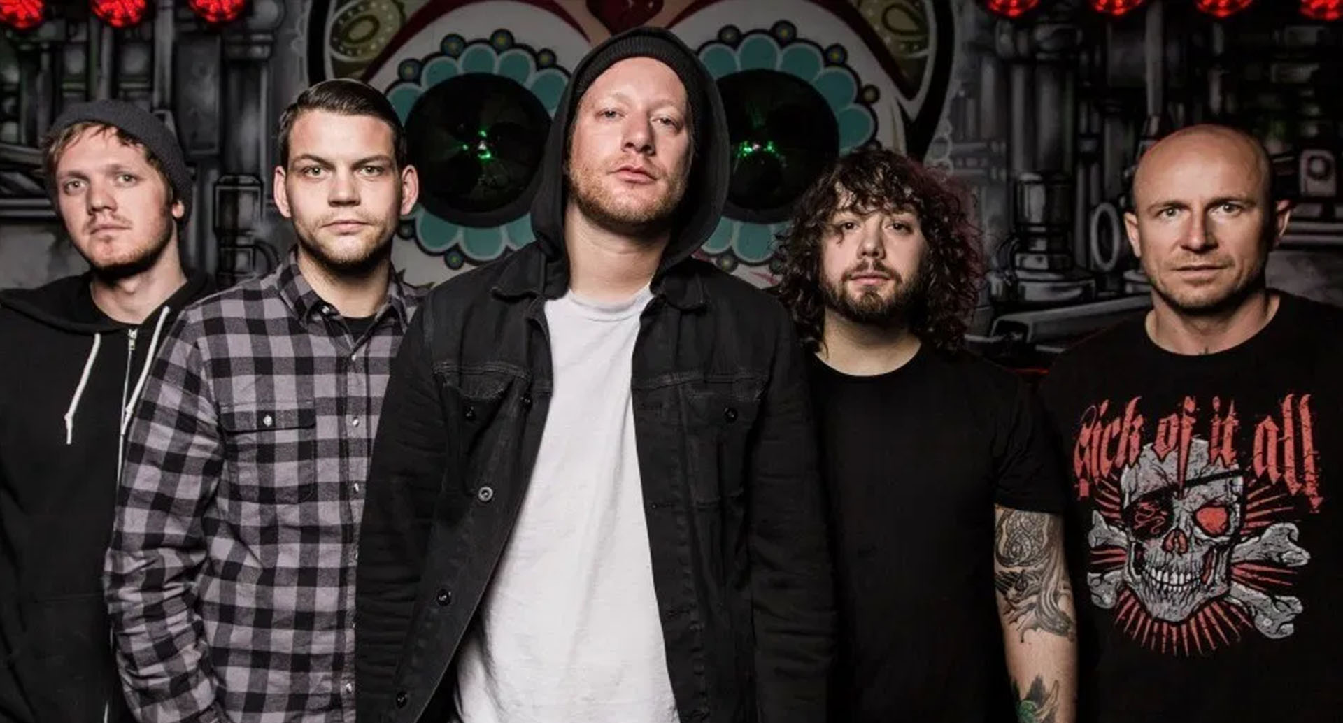 Comeback Kid Announce Asian Tour including Singapore.
