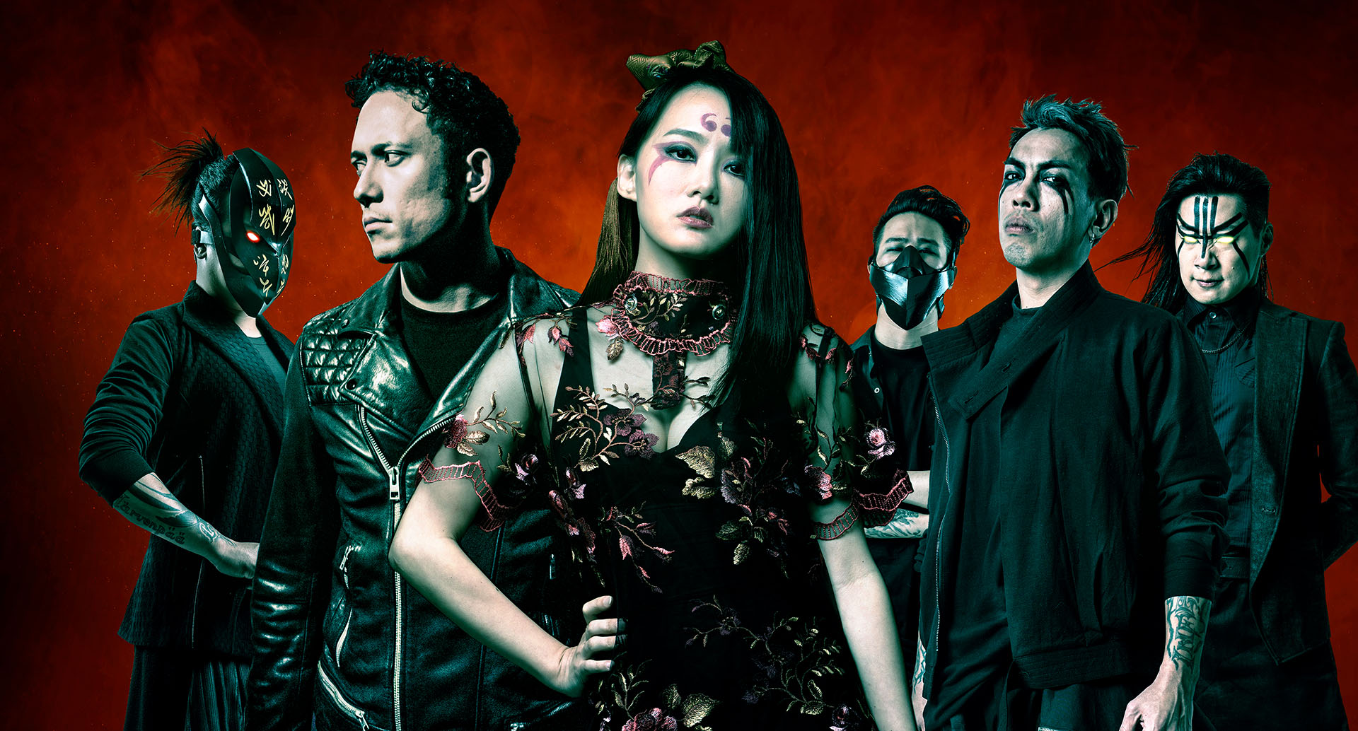 Chthonic finally unveils the rearranged 'Supreme Pain for the Tyrant' featuring Heafy of Trivium