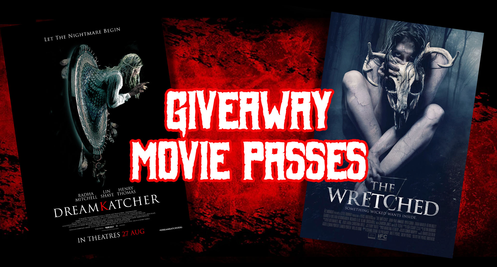 [Closed] Giveaway Movie Passes: The only thing better than a good scare? TWO good scares!