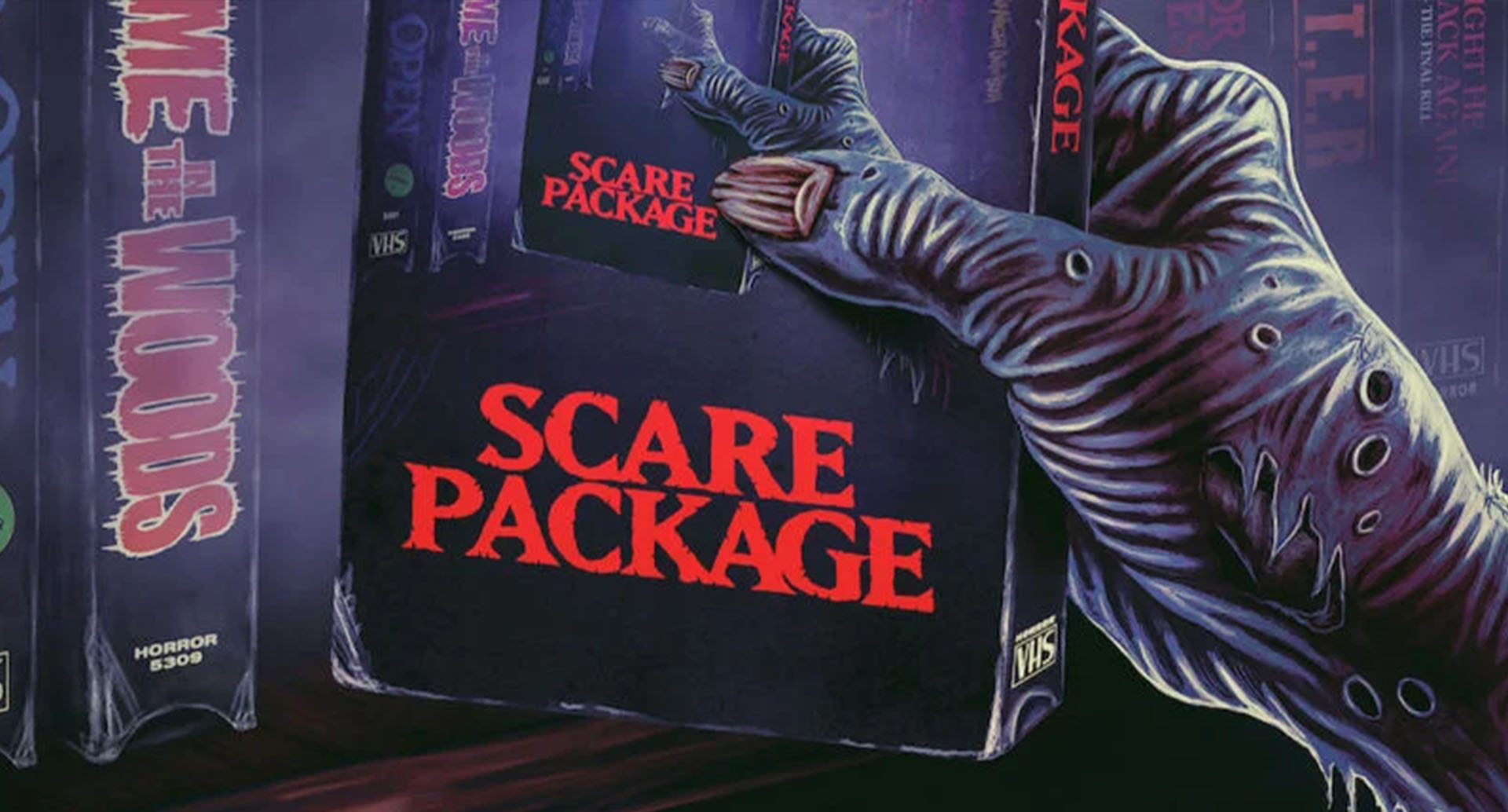Movie Review – Scare Package