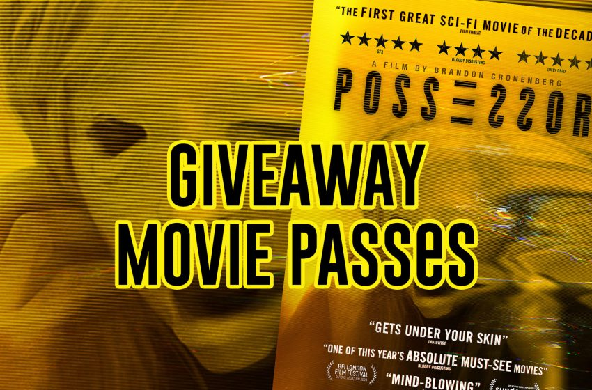 [Closed] Giveaway Movie Passes: Possessor