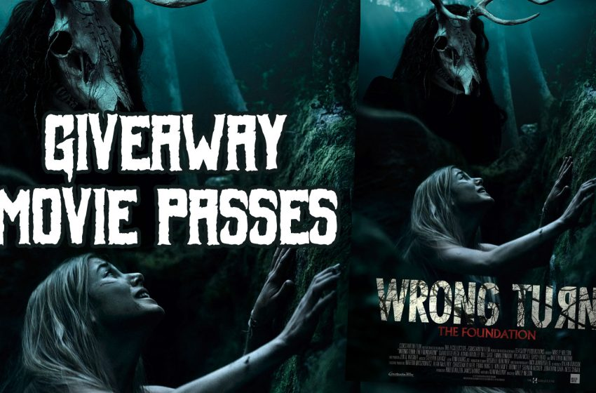 [Closed] Giveaway Movie Passes: Wrong Turn