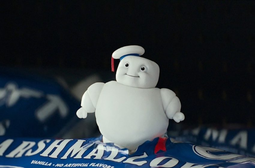 """""""Ghostbusters: Afterlife"""" reveals mini Stay-Puft Marshmallow Men"""